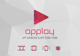 Applay – WordPress App Showcase & App Store Theme