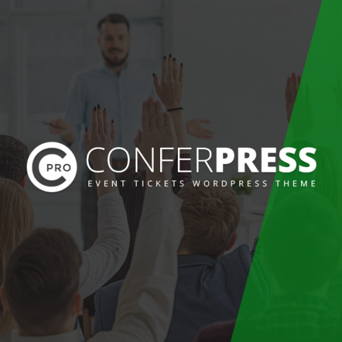 ConferPress – Multipurpose Event Tickets WordPress Theme